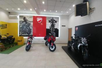 В Харькове открылся официальный дилер Ducati