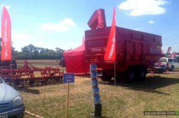 «ЛОЗОВСКИЕ МАШИНЫ» подвели итоги участия в International field days Ukraine