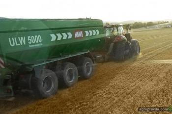 На ферме собрали все линейки тракторов Case IH