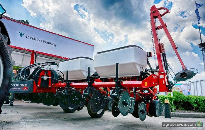 Massey Ferguson выводит на рынок Украины новый сегмент техники