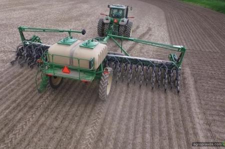 Great Plains полностью обновил линейку пропашных сеялок