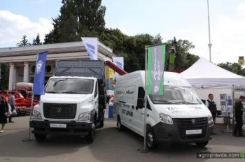 АИС представит ряд автомобилей для аграриев