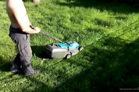 Мульчирование с помощью газонокосилки
