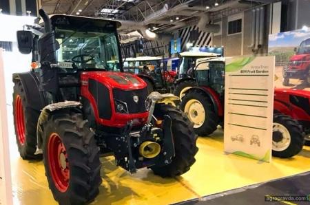 Какие тракторы показали на выставке LAMMA-2020. Фото
