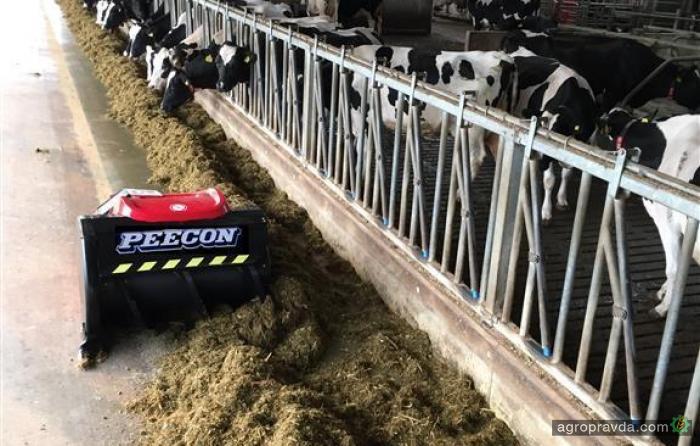 Еще один производитель агротехники занялся роботами