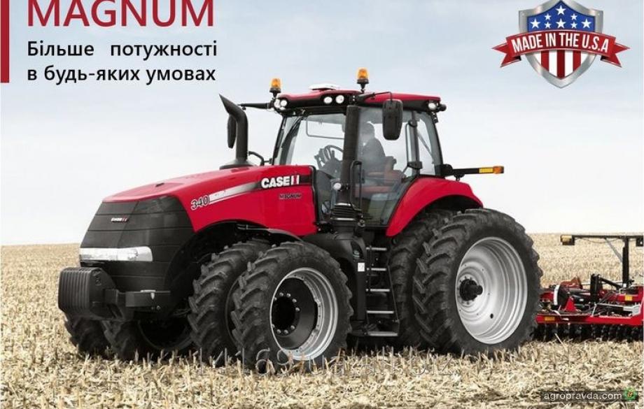 На тракторы Case IH Magnum действуют специальные цены