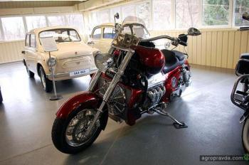 Мотоциклы Януковича