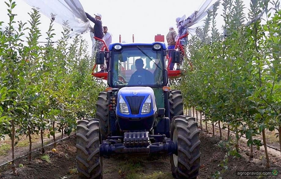 New Holland для успешного садоводства
