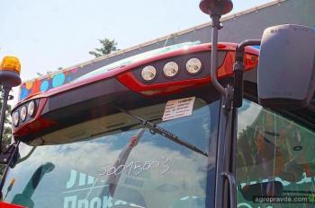 В Украине стартовали продажи тракторов марки McCormick
