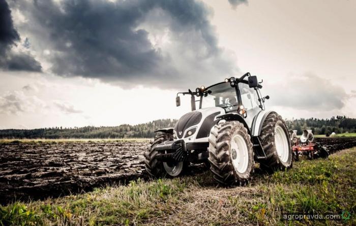 Valtra представила принципиально новую серию тракторов