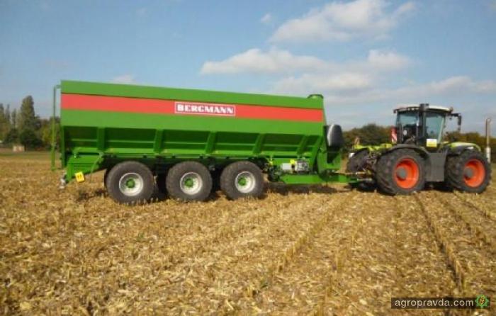 Перегрузочные зерновые бункеры: что есть на рынке