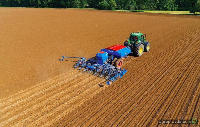В Украине завершаются весенние полевые работы