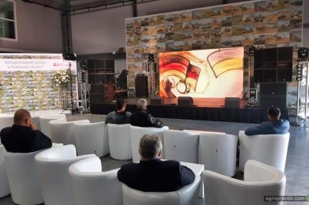 В Киевской области открылся новый авторизованный центр Claas