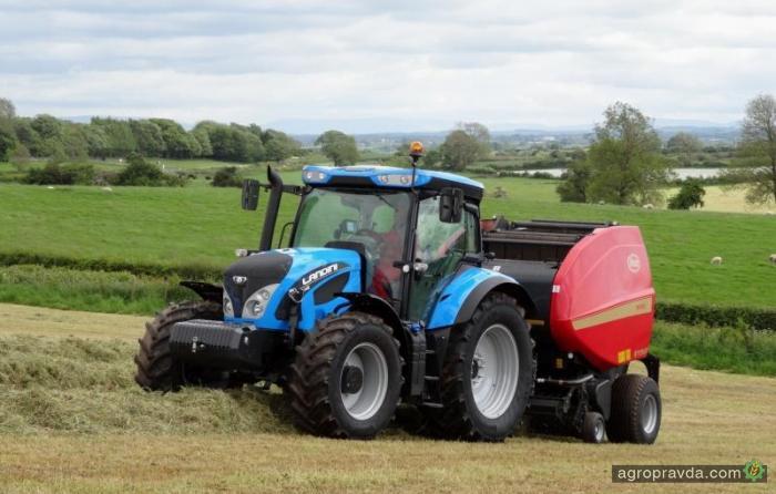 Landini представила новые модели тракторов Active