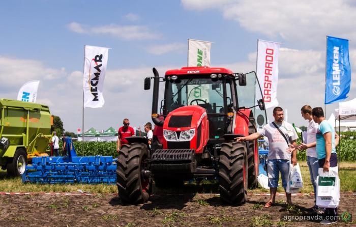 Какую технику «Агро-Темп» представил на International Field Days Ukraine
