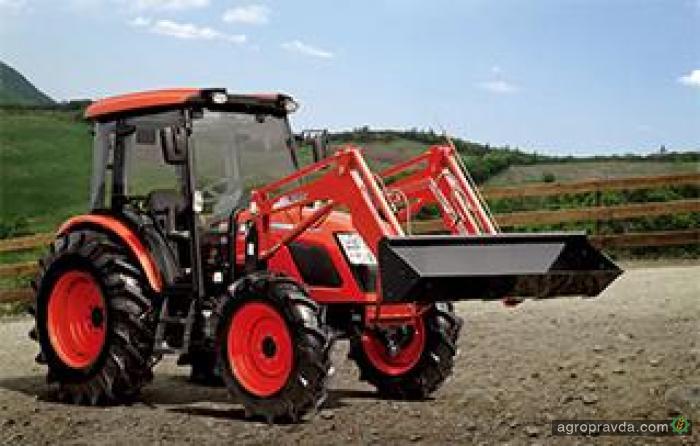Kioti расширяет линейку тракторов RX