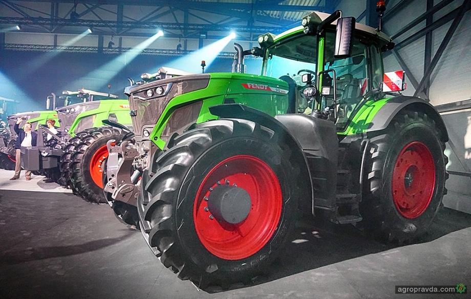 Что изменилось в тракторе Fendt 900 нового поколения