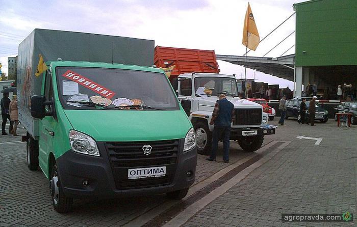 Покупатели ГАЗелей получают выгоду до 79 000 грн.
