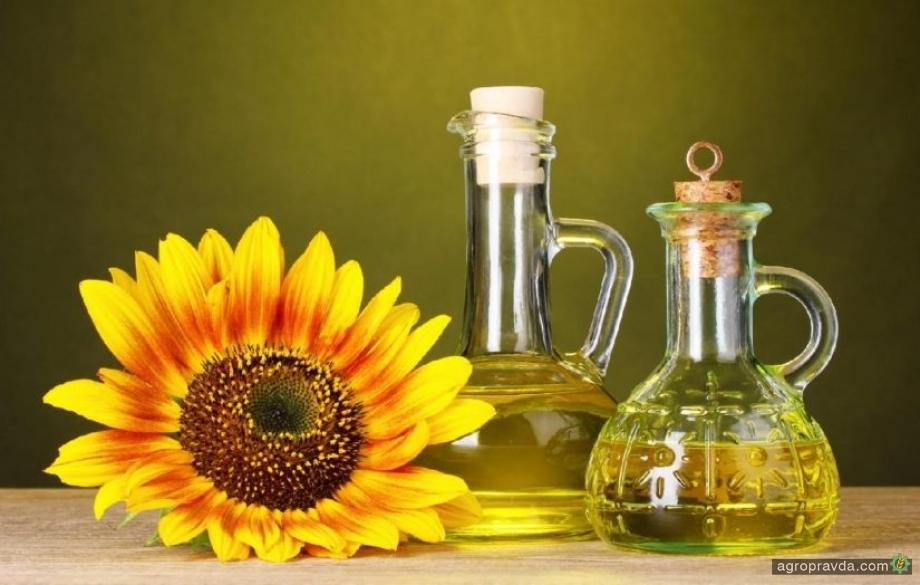 Украина ускоряет экспорт подсолнечного масла
