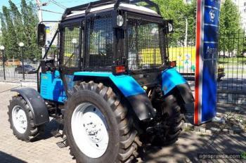 В Украине доступна специальная комплектация тракторов для лесных хозяйств