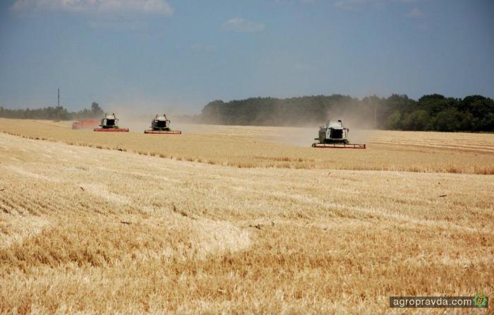 Аграрии уже экспортировали 22,4 миллиона тонн зерновых
