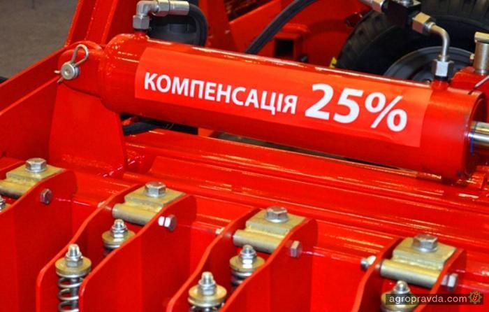 Какую сельхозтехнику покупают в Украине по госпрограммам