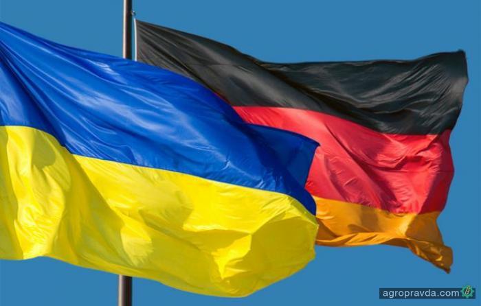 Товарооборот между Украиной и Германией резко вырос