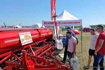 ELVORTI приняла участие в Дне поля International Field Days Ukraine