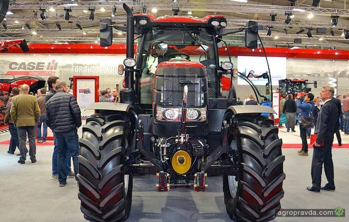 На рынки Восточной Европы начинает выходить трактор Puma X