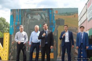 New Holland контролирует 46% рынка комбайнов в Украине