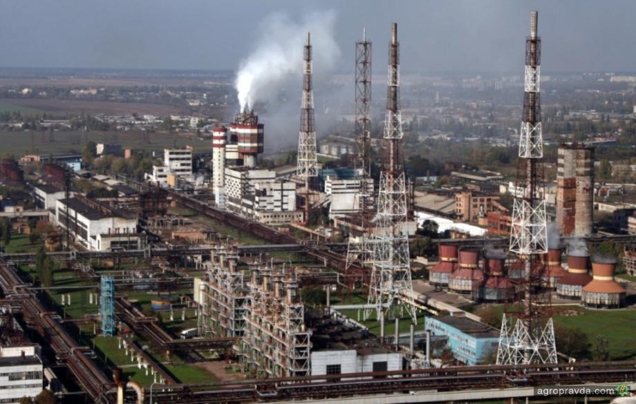 Черкасский «Азоте» серьезно нарастил производство удобрений