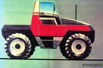 К 25-летию модели JCB выпустил серебряный Fastrac