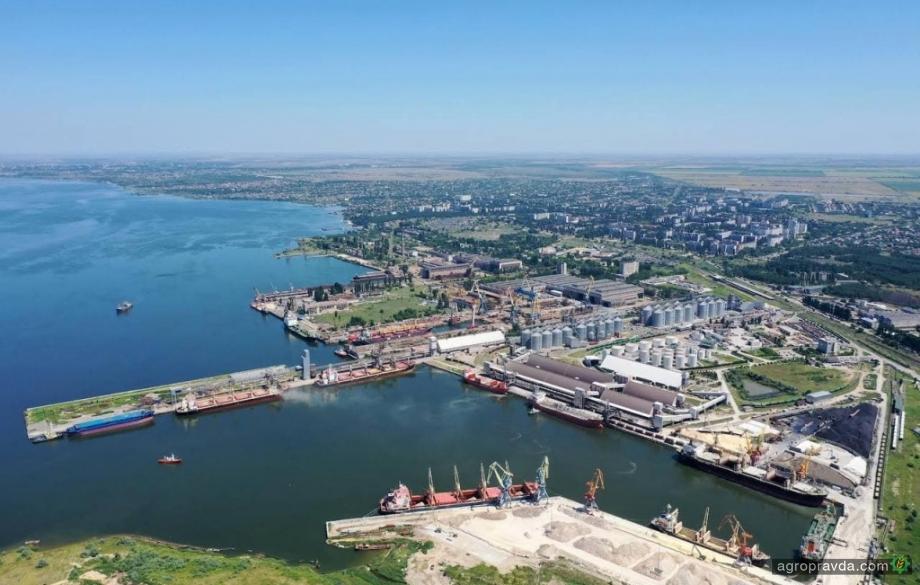 Порт «Ніка-Тера» за 7 місяців перевалив 3,5 млн тонн вантажів
