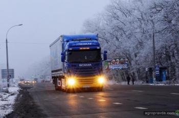 Как ведет себя Scania R410 Евро 6 в украинских реалиях