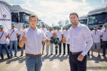 Scania поставила компании