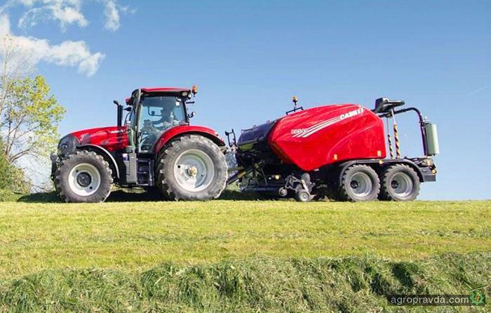 Рынок тракторов вырос почти на 35%