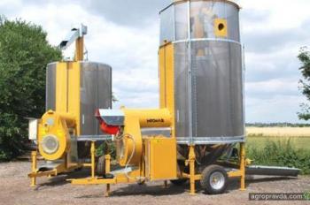 «Агро-Темп» представит новую мобильную зерносушилку Mecmar Т24