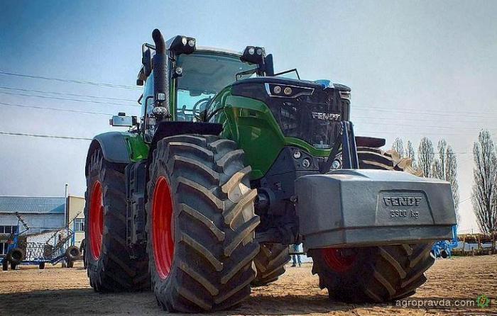 Трактор Fendt 1000 Vario откроет Агрошоу-2017