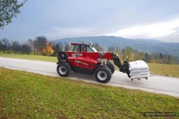 Case IH вывел на рынок новые аграрные погрузчики