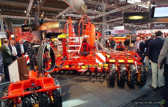 Vaderstad представил новинки сельхозтехники