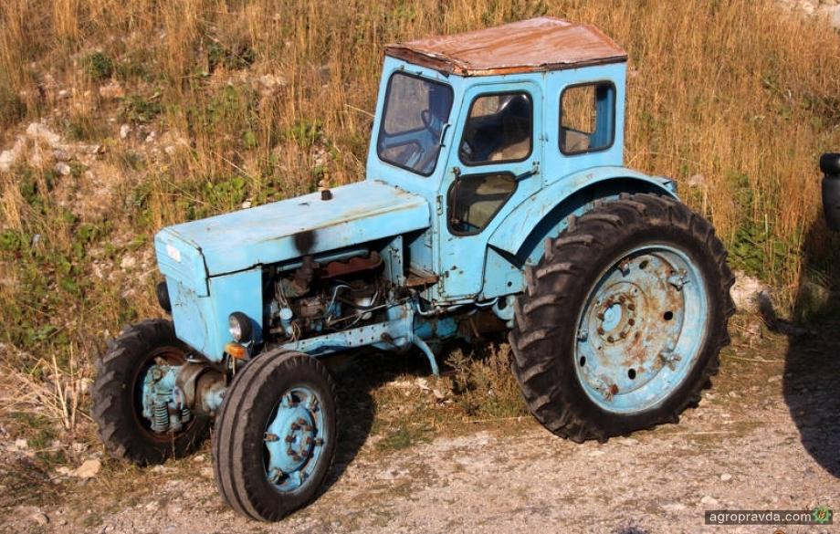 Количество и качество сельхозтехники сдерживает развитие агробизнеса в Украине