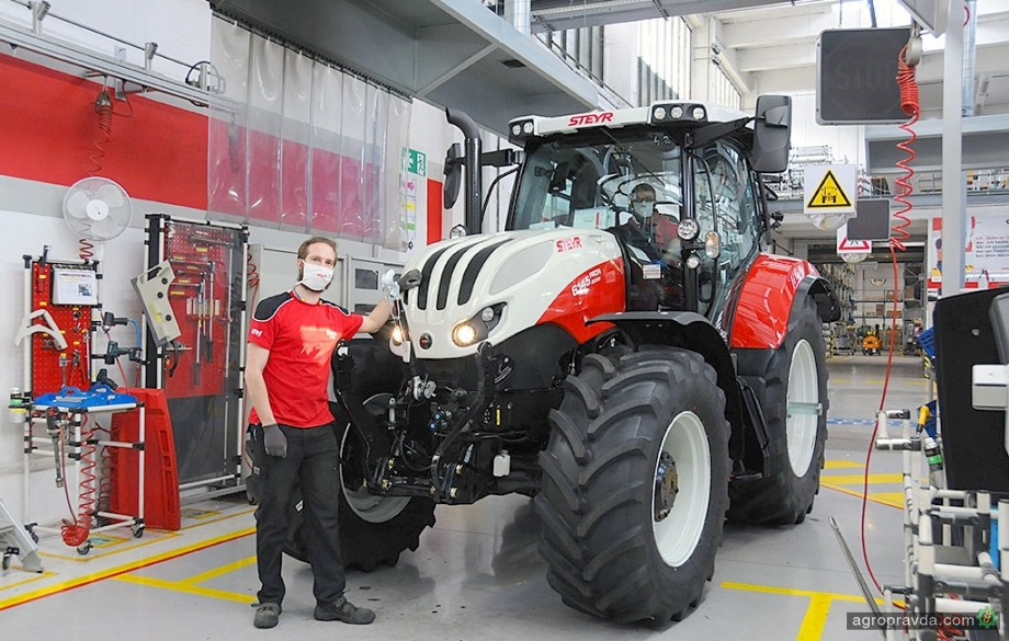 CNH Industrial отримав престижну нагороду за трактори