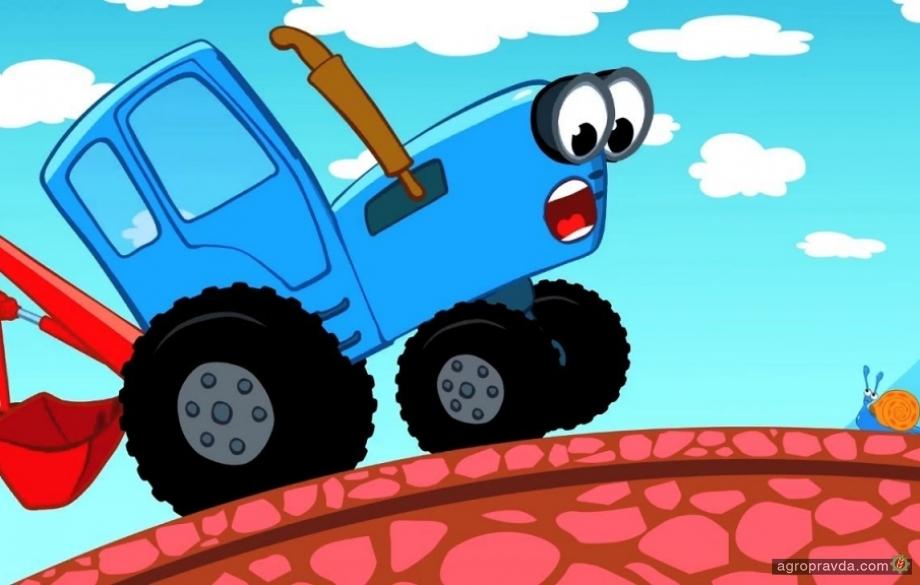 «Синий трактор» стал трендом года в поиске Google