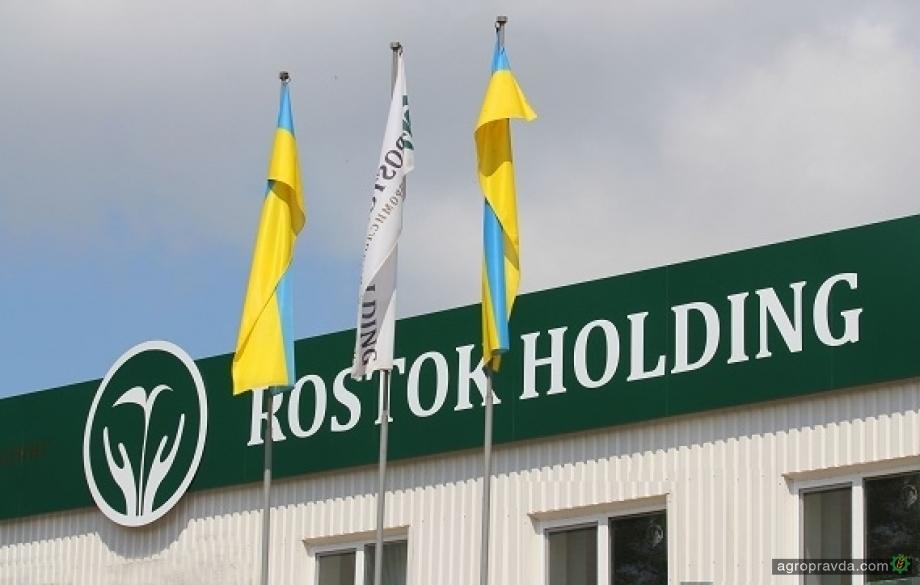 «Росток-Холдинг» завершил весенне-полевые работы.