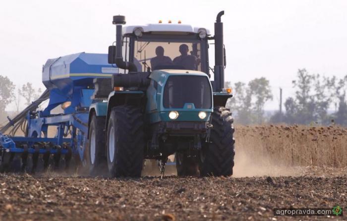 Новый трактор ХТЗ: первое видео