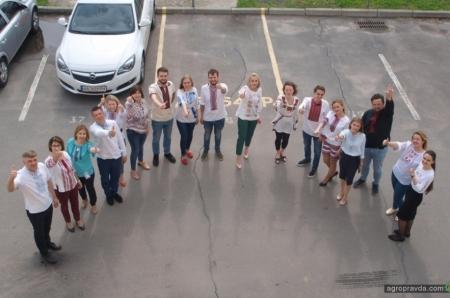Как отмечают День Вышиванки в аграрном бизнесе. Фото