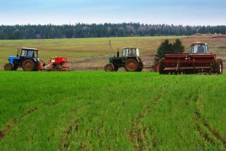 На импортную сельхозтехнику хотят ввести пошлину