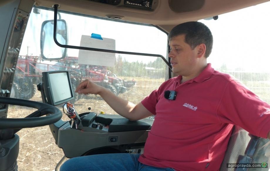 Case IH рассказал об оптимизации работы тракторов. Трансмиссия и двигатель