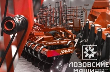 Lozova Machinery победила в номинации «Экспорт без границ» престижного конкурса