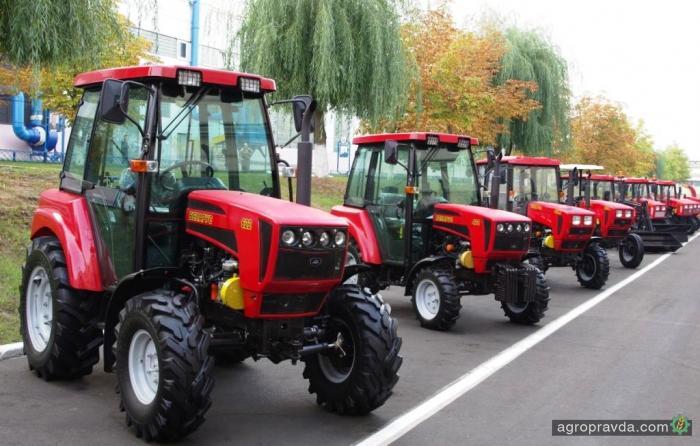 Реализация бобруйских тракторов увеличилась в 1,5 раза